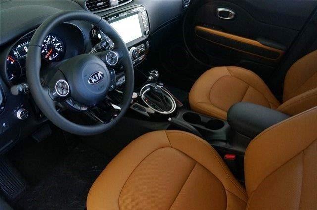 2015 Kia Soul Premium Umber Leather Interior Shots... Lebron James Owns A 2015  Kia K900?...   THA KIA SOUL