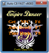 Cheat Auto C8 BBOY Mode GB Exp v.6083 Part I