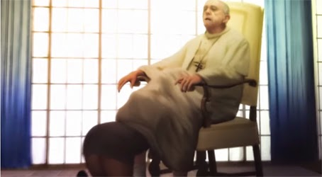 presidenta argentina felacion papa francisco