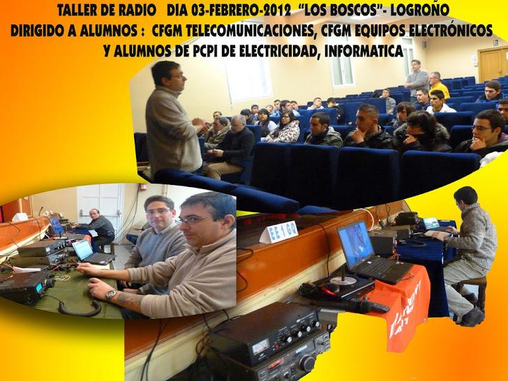 JORNADAS TECNICAS LOS BOSCOS 2012
