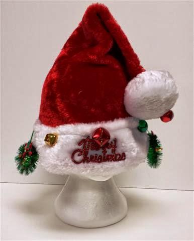 Ideas And Inspirations Diy Santa Hat