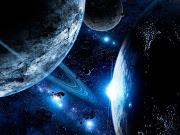O universo foi formado por uma série de atos criativos de Deus.