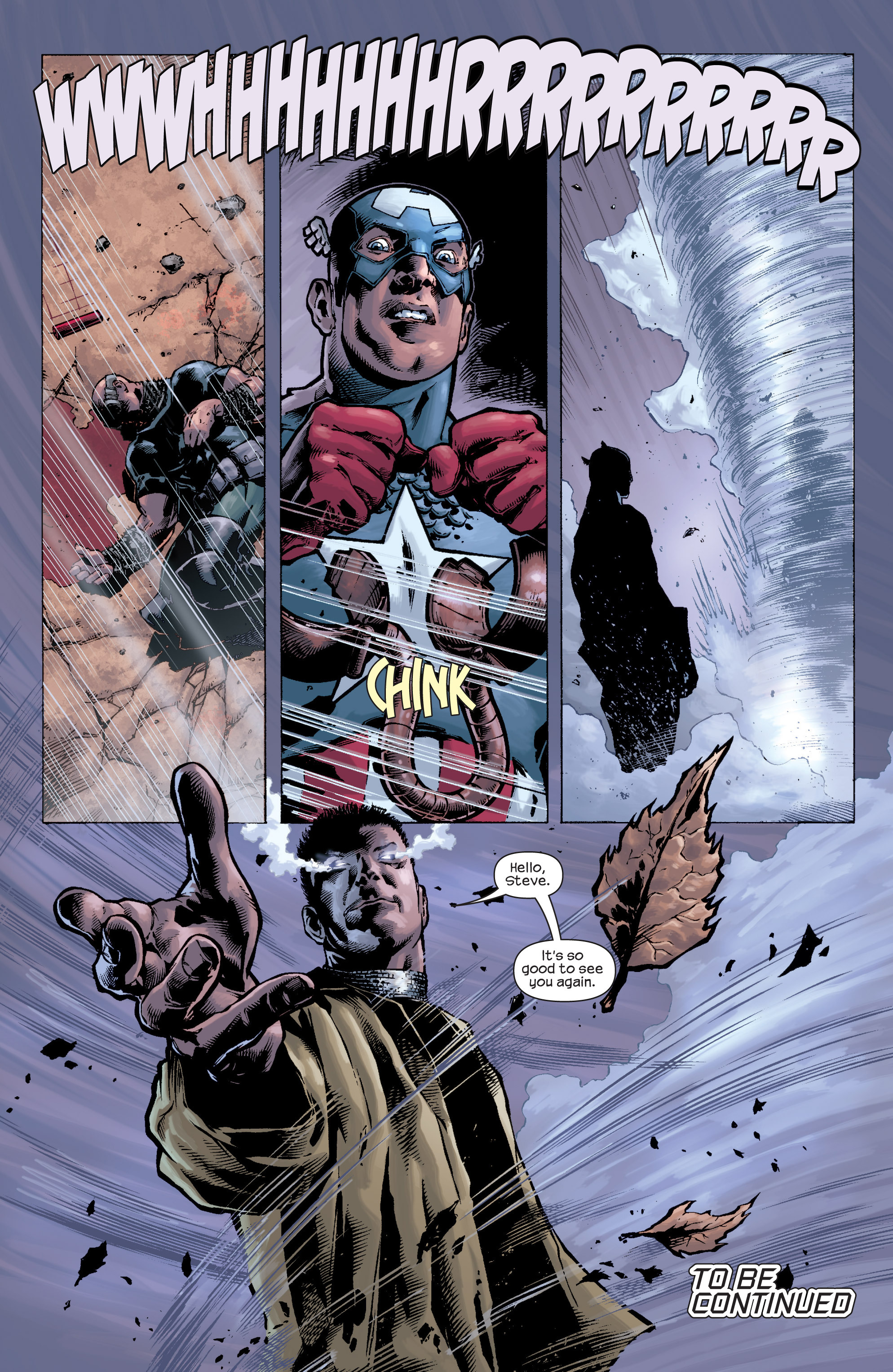 Captain America (2002) Issue #8 #9 - English 25