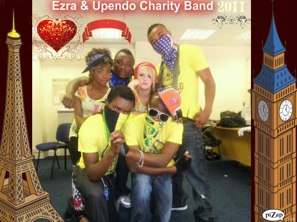 The Upendo Crew