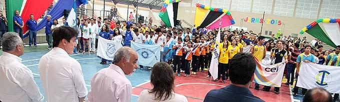 Jerns 2015: Governador faz abertura da etapa final em Natal