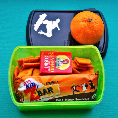 BentOnBetterLunches - Kid-packed Fit n Fresh Lunch