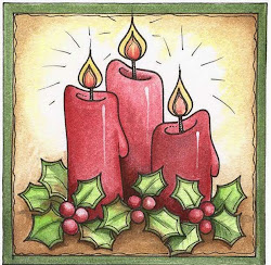 Velas de Natal: