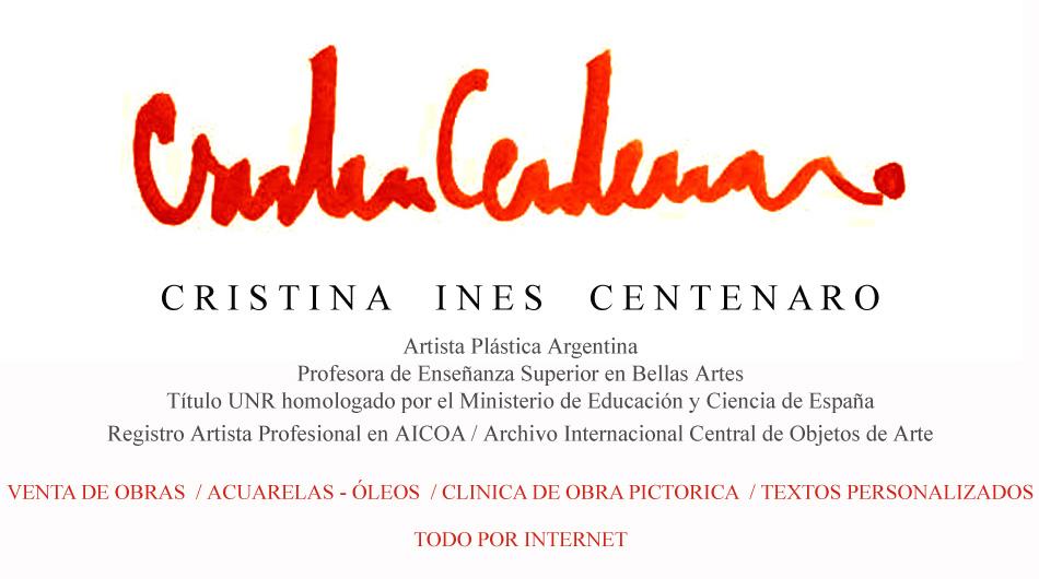 Cristina Inés Centenaro