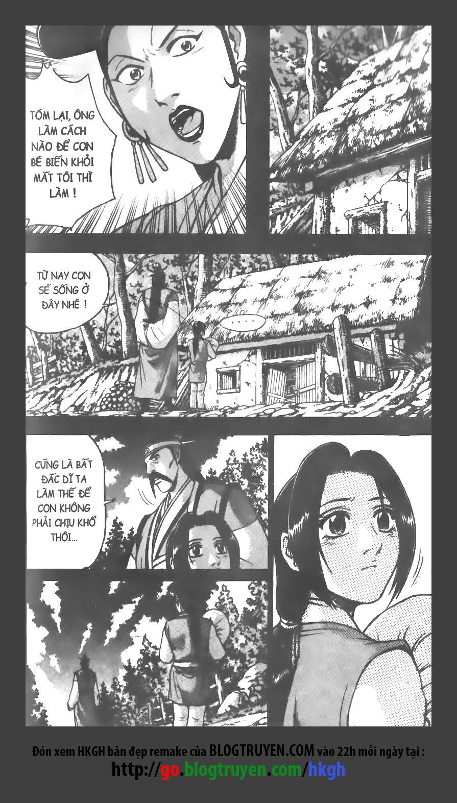 Hiệp Khách Giang Hồ chap 279 Trang 28 - Mangak.info