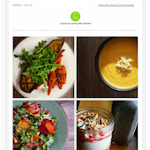 CONSCIOUS COOKING NEWSLETTER SIGN-UP