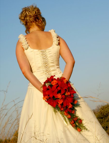 If your wedding ceremony outdoors that the door to many activities that are