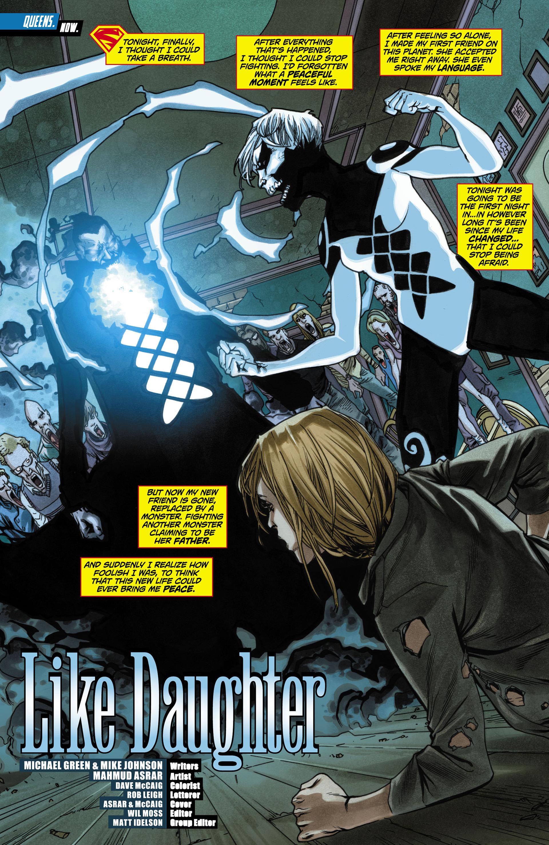 Supergirl (2011) Issue #9 #11 - English 5