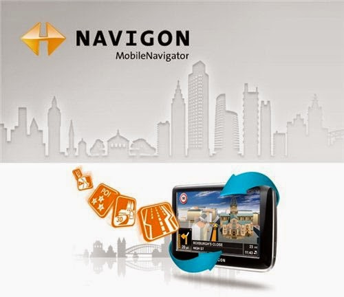 NAVIGON Europe v5.2 + Maps Q1/2014 ,City View + NFS + POI + Radar 3.2014