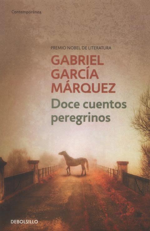 Portada Doce Cuentos Peregrinos Gabriel García Márquez