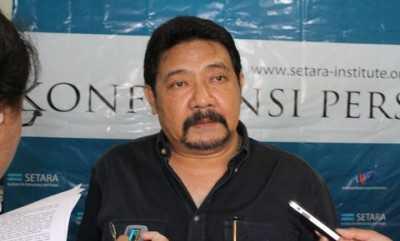 Hendardi Jalankan 'Operasi Intelijen Asing' untuk Hancurkan NKRI