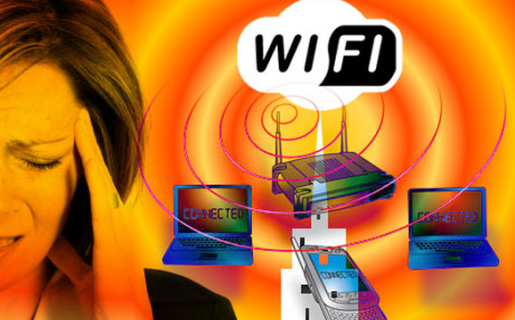 Las ondas de Wi - Fi son malas para la salud