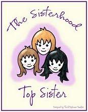 Stolt og glad vinner av Top Sister Award