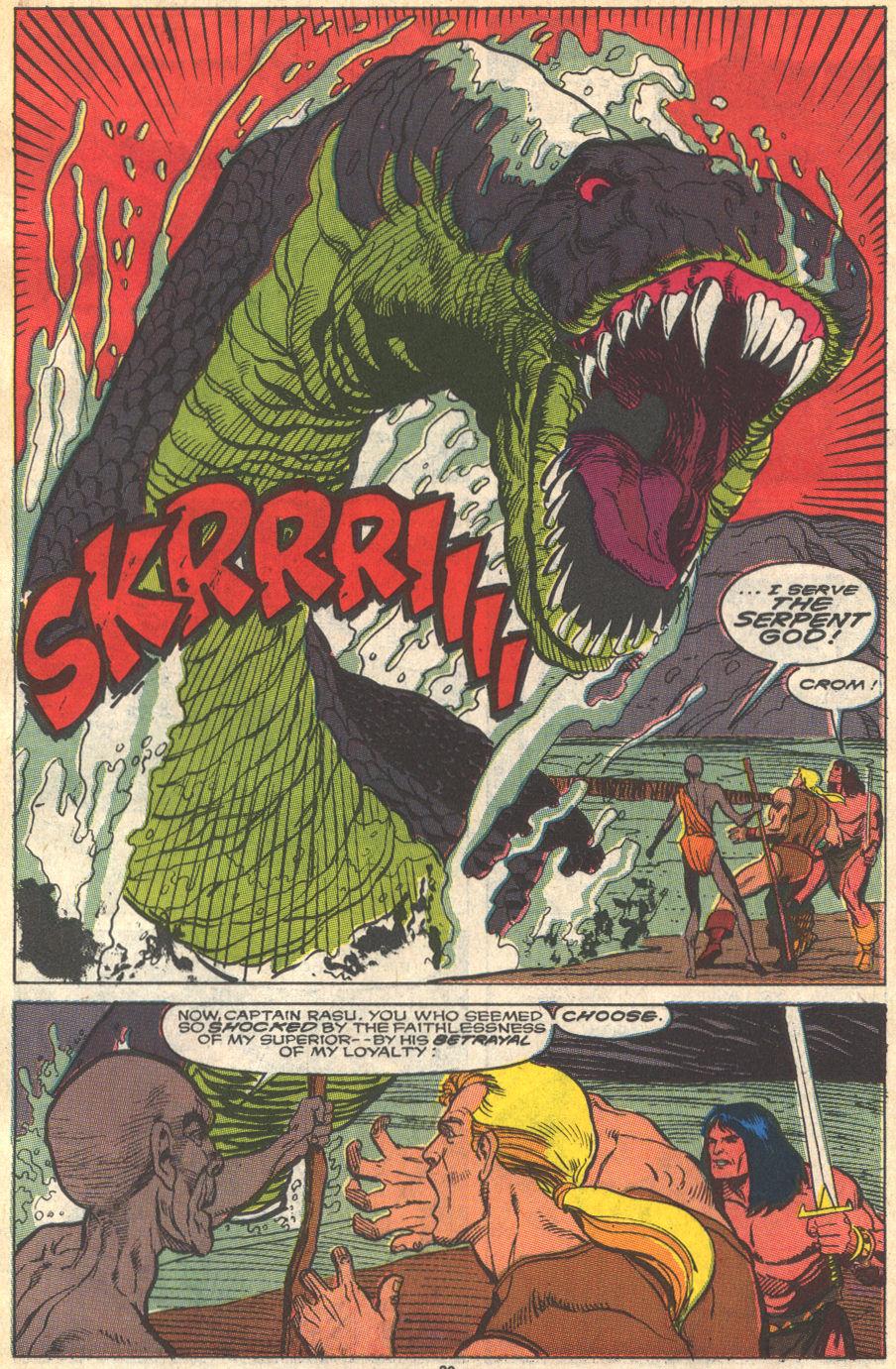 Conan the Barbarian (1970) Issue #229 #241 - English 17
