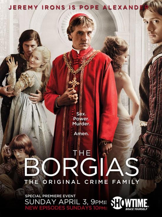 The Borgias Assistir The Borgias Online