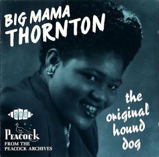 BIG MAMA THORNTON - THE ORIGINAL HOUND DOG (1990)