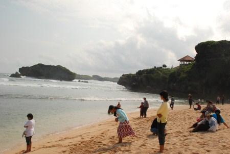 Wisata Pantai Sundak, Gunungkidul
