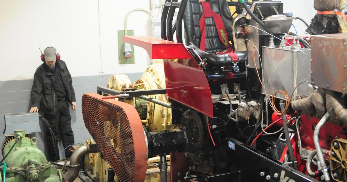 Dyno For Tractors : Tractor pulling news pullingworld dyno
