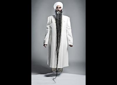 Sarwan Singh - Longest Beard