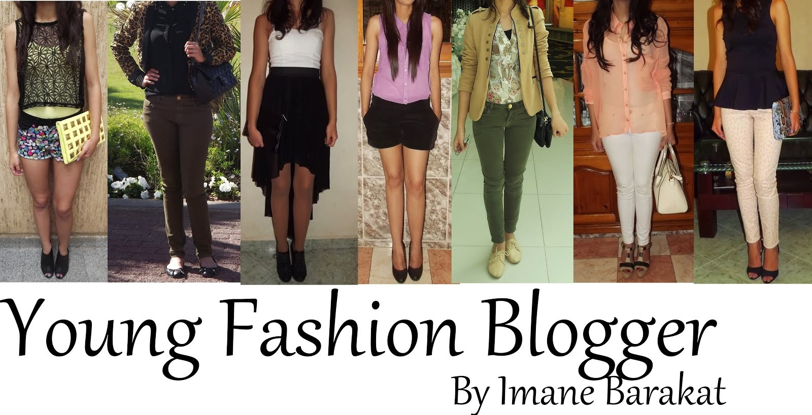 Young Fashion Blogger - Morocco