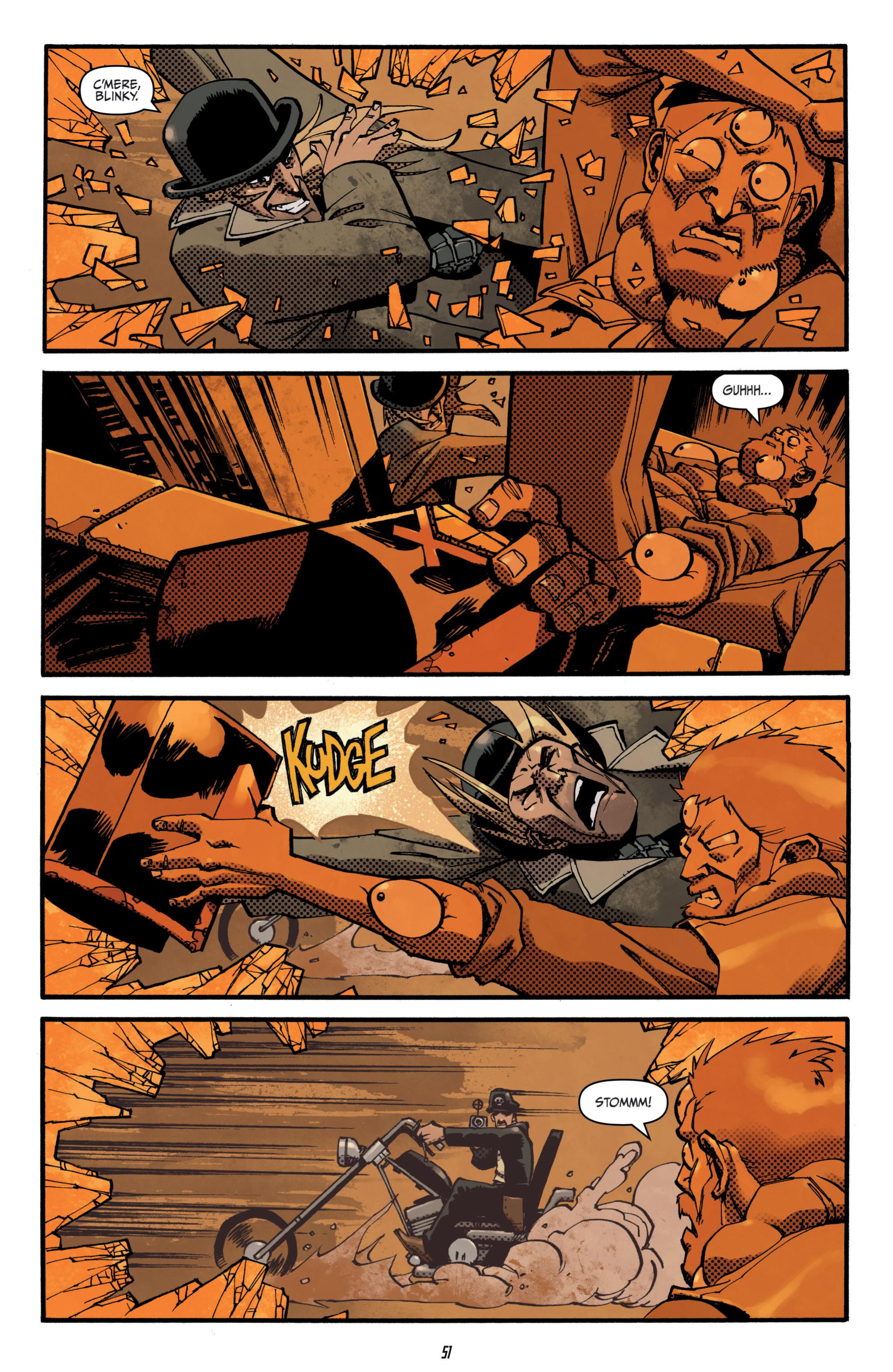 Read online Judge Dredd (2012) comic -  Issue # _TPB 3 - 51