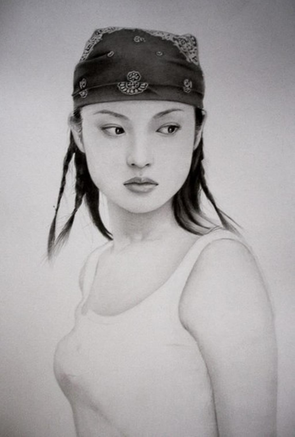Рисунки японских девушек 17 фотография
