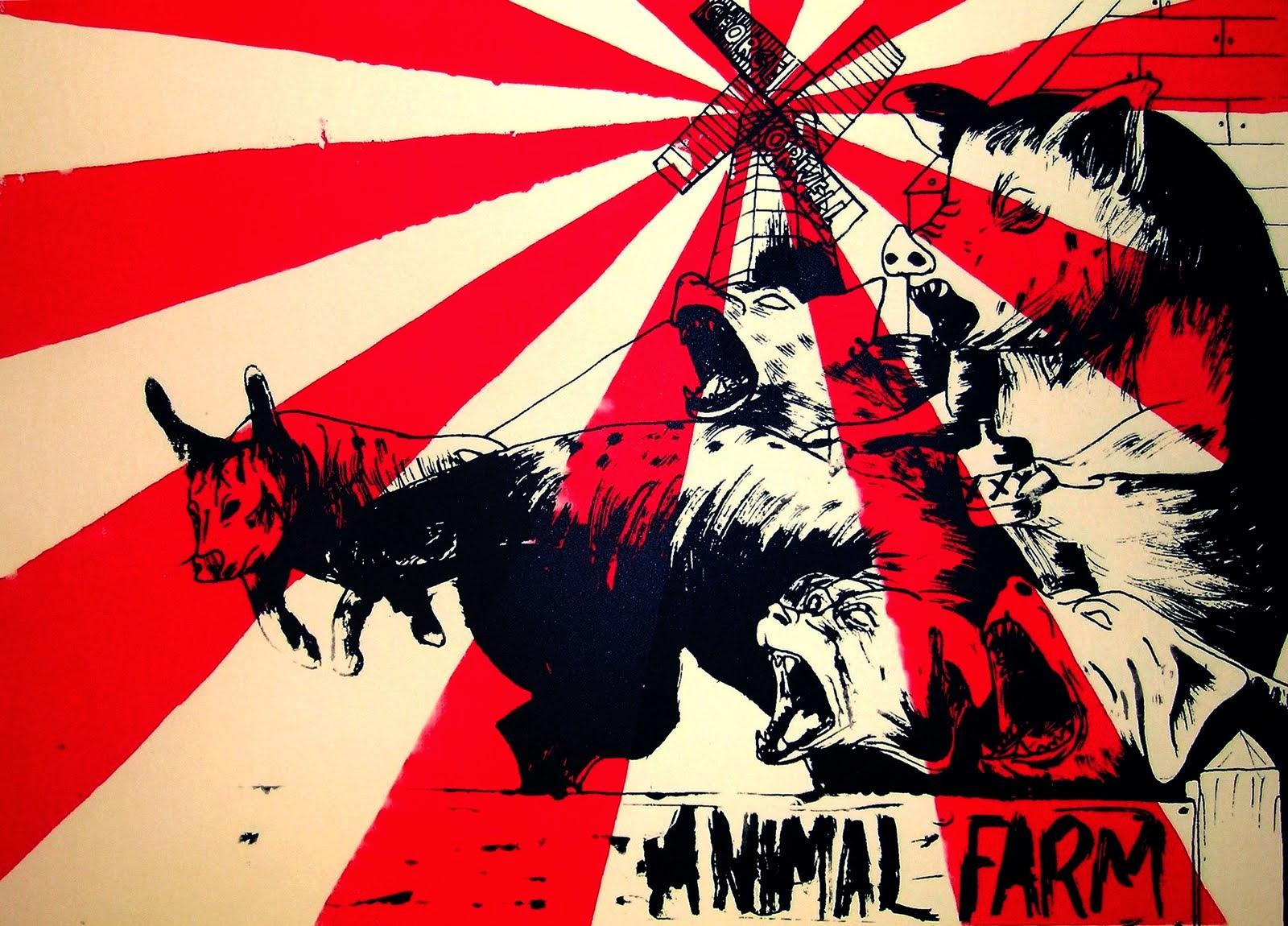animal farm and utopian society Jack aultadvanced english 15/03/2011 conformity speech but animal farm one minute old major s ideology of an animal constructed utopian society.