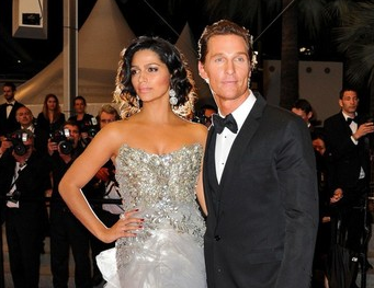 Matthew McConaughey & Camila Alves third child soon