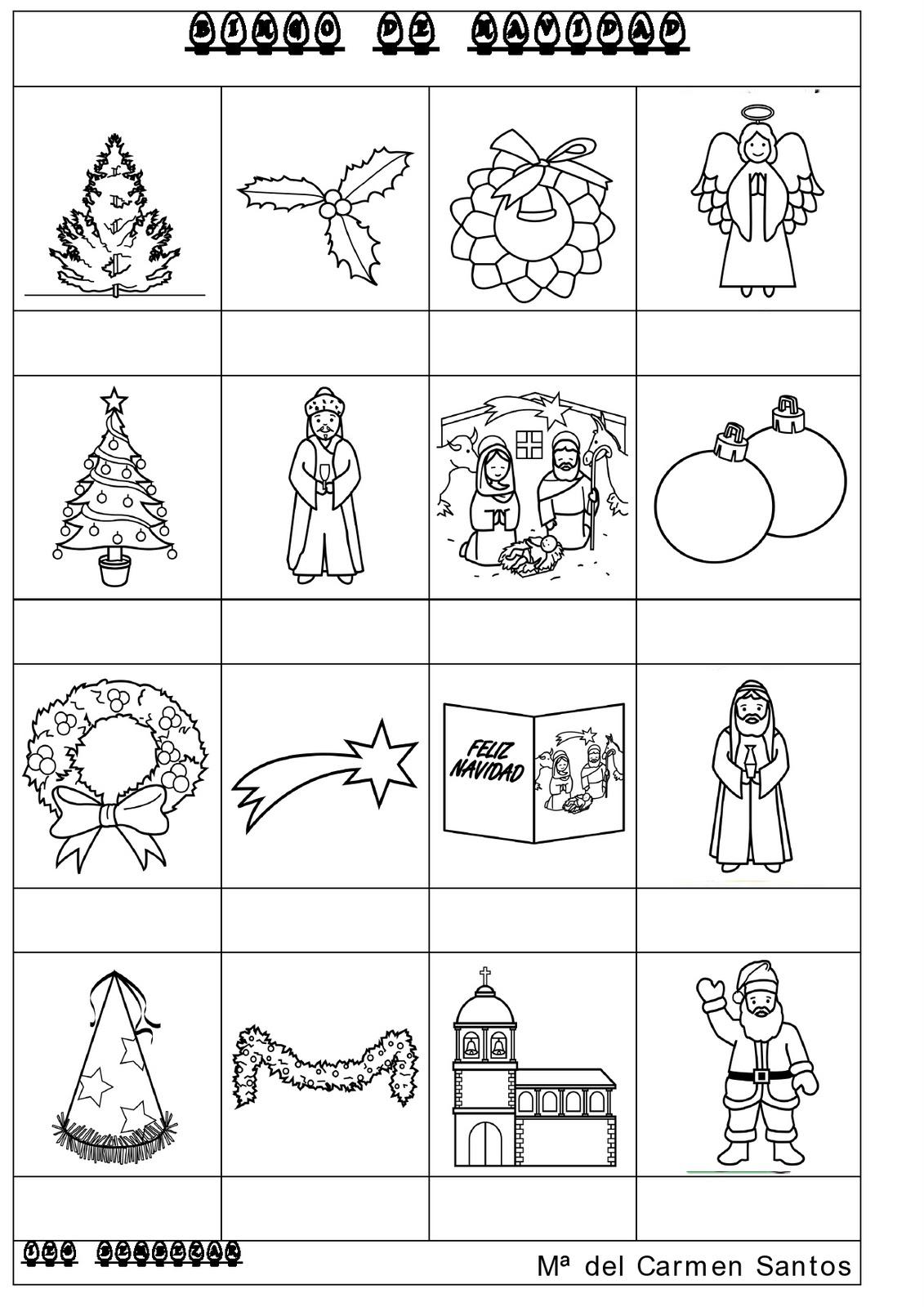 Magnífico Colorear Bingo Para Colorear Festooning - Dibujos Para ...