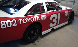 Shawn Fluery's Toyota Camry - Thunder Road SpeedBowl