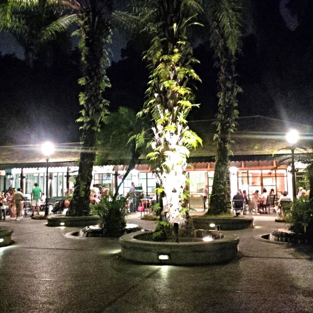 Thearcticstar 39 s tales dinner at casa verde botanical for Au jardin botanic gardens