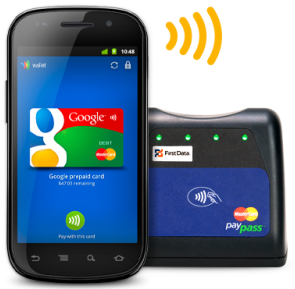 Google Wallet On Verizon Galaxy Nexus