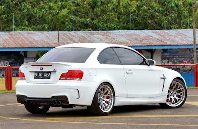 Modified BMW 1M 2012