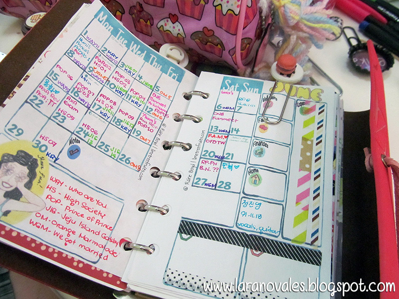 planners and milktea BCD plannerph community