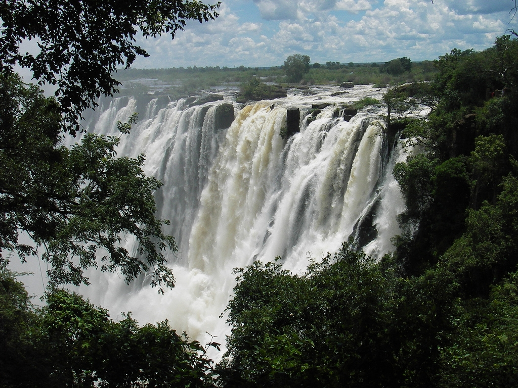 Images collection victoria falls for Piscina del diablo