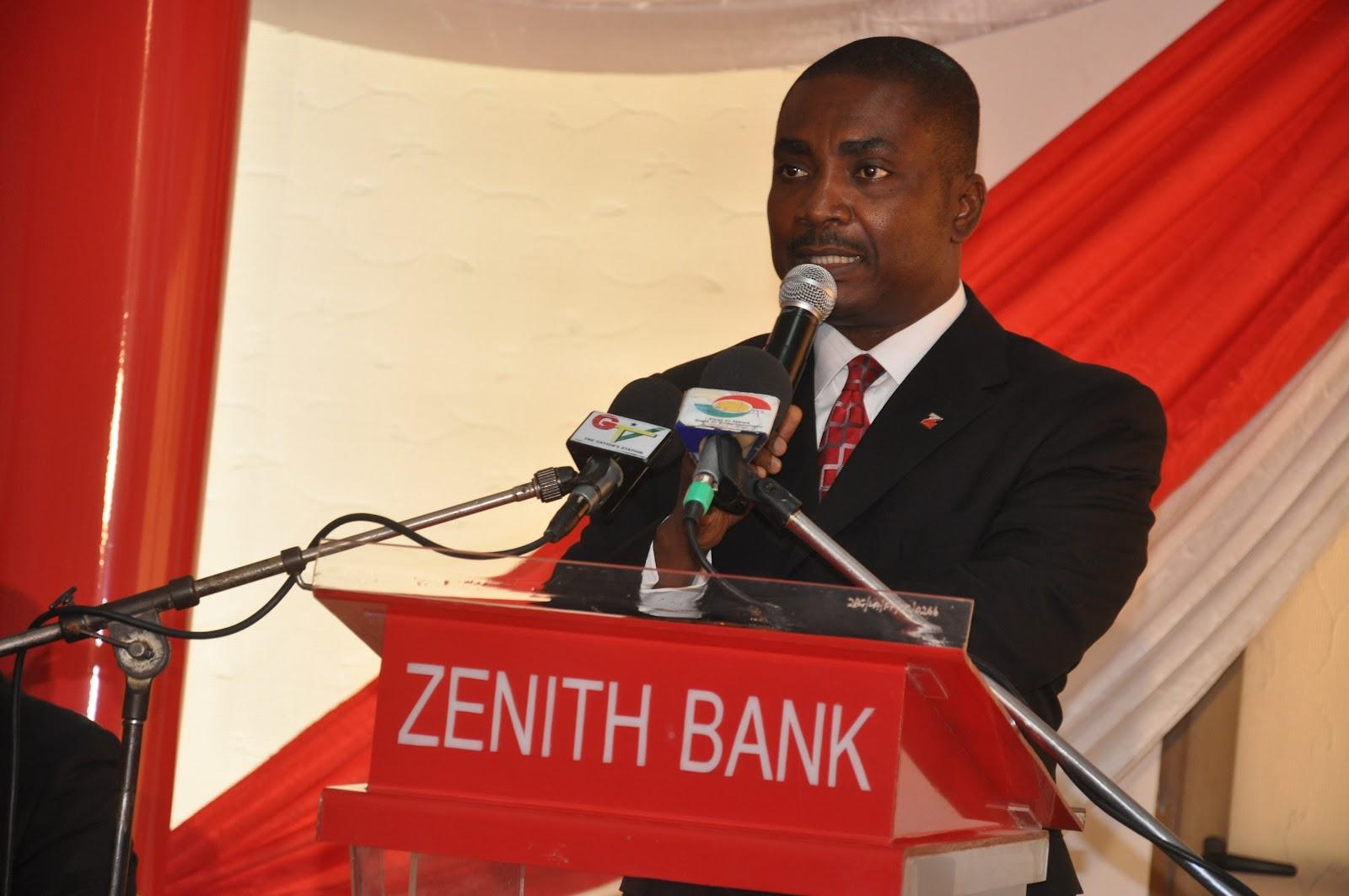 Zenith Bank In Ghana Africa 91