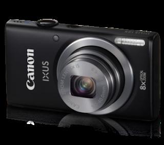 spek Kamera Canon Ixus 135