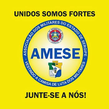 AMESE, ESSA É DE LUTA!