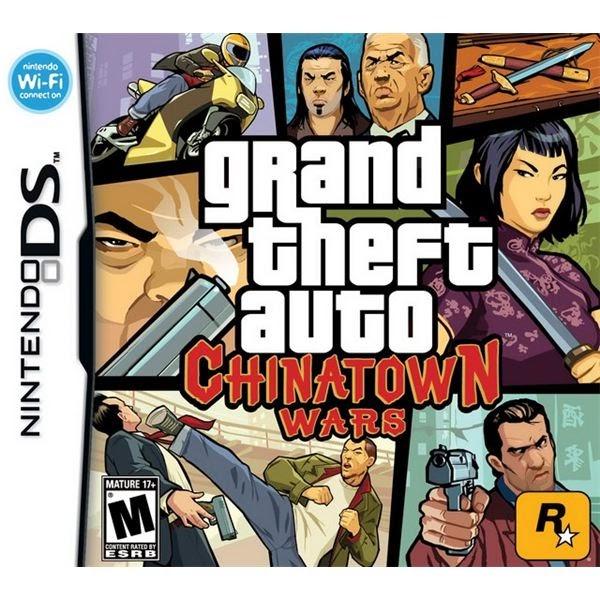 Grand Theft Auto – Chinatown Wars (Nintendo DS) (Español)