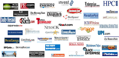 Press Release sites 2012