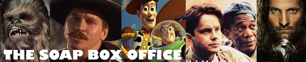 THE SOAP BOX OFFICE