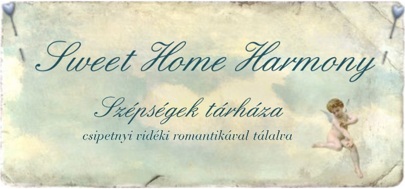 --- Sweet Home Harmony ---