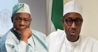 Nigerians react to Obasanjo's statement on Buhari