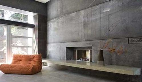 Aplicar cemento alisado en las paredes