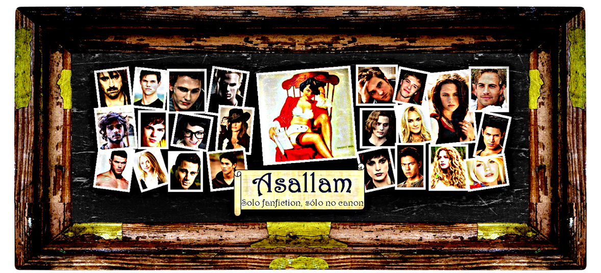 Asallam1-Fan Fiction