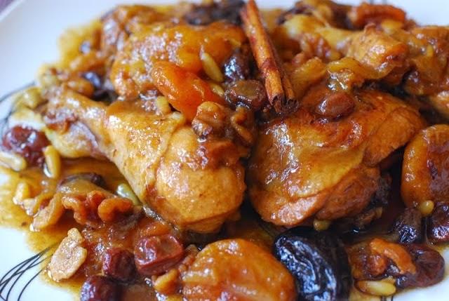 pollo, comida casera, habitos saludables